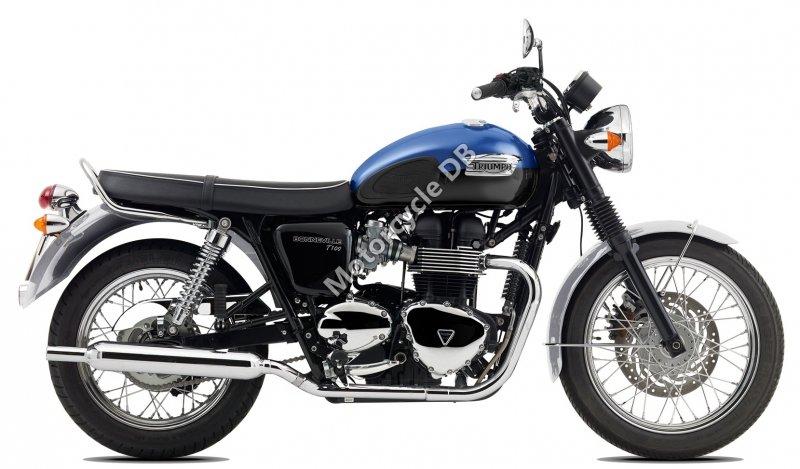 Triumph Bonneville T100 2012 27116