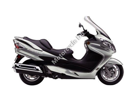 Suzuki Burgman 400 ABS 2011 4945