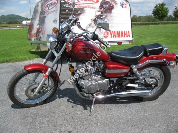 Honda CMX 250 Rebel 2004 18625