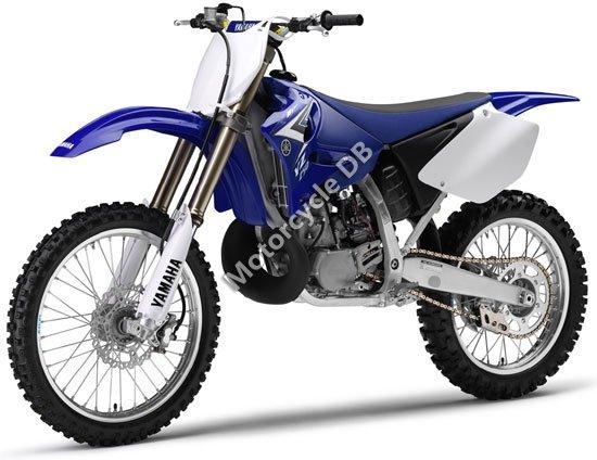 Yamaha YZ250 2010 4529