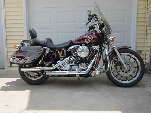 Harley-Davidson Dyna Glide Convertible 1997 9147