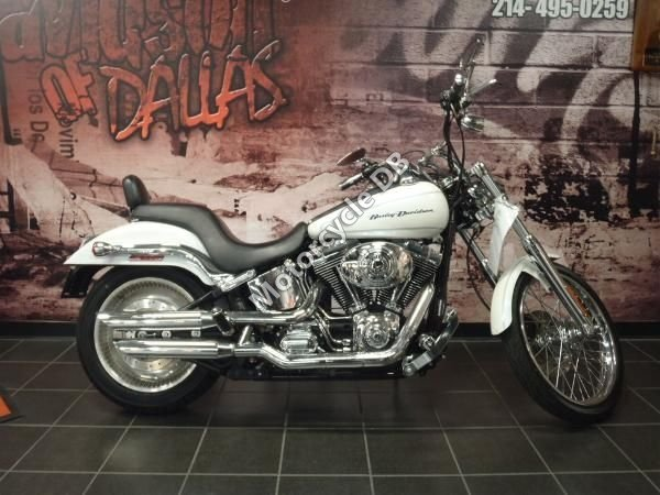 Harley-Davidson FXSTDI Softail Deuce 2006 8858
