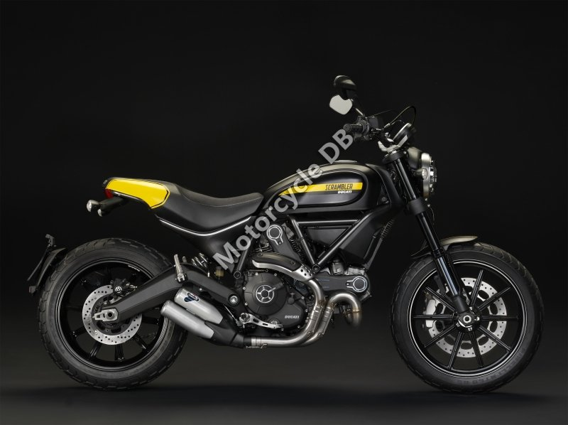 Ducati Scrambler Full Throttle 2018 31187