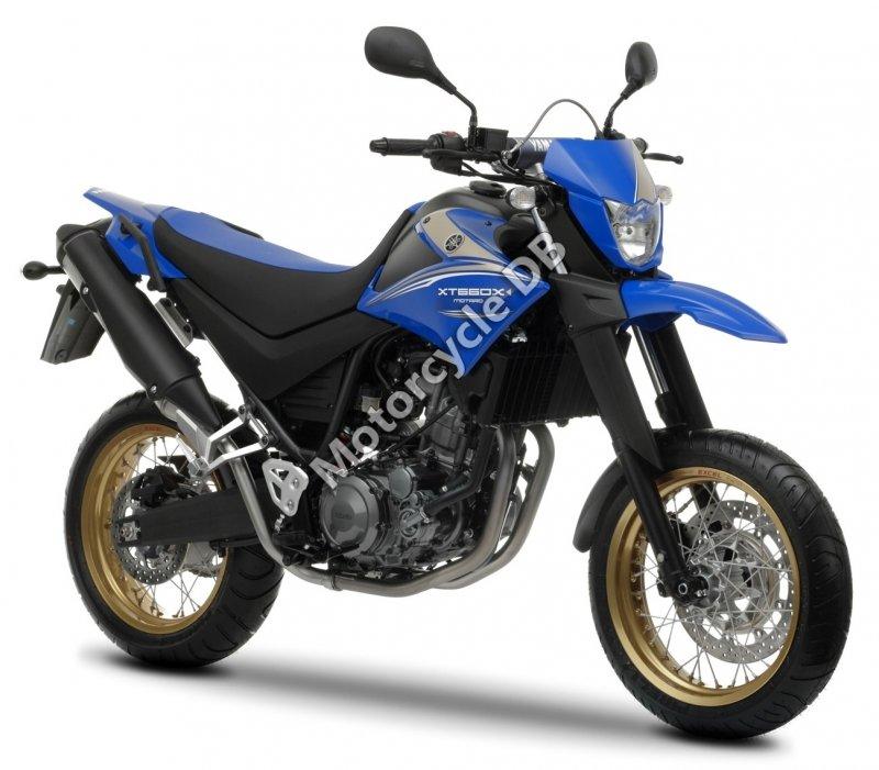 Yamaha XT660X 2009 26228
