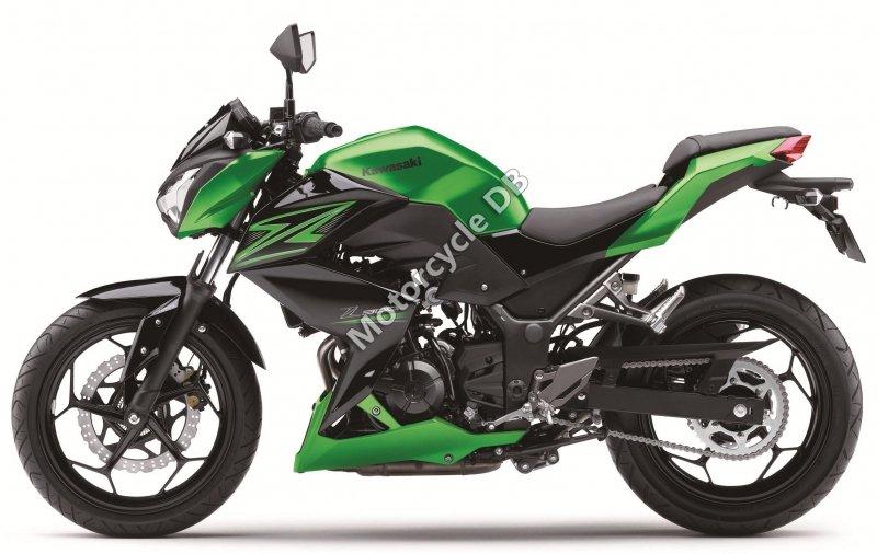 Kawasaki Z300 2017 28871