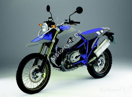 BMW HP2 Enduro 2006 9819
