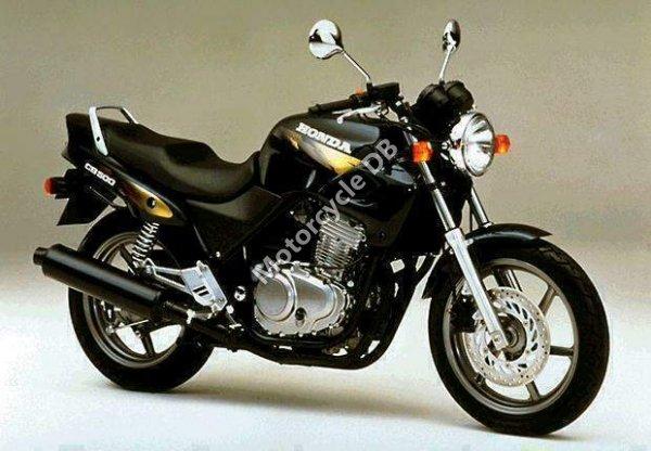 Honda CB 500 1999 11433