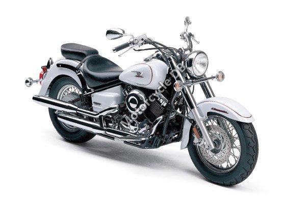 Yamaha XVS 650 A DragStar Classic 2006 9920
