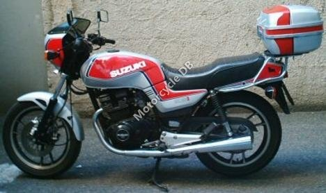Suzuki GNX 250 E 1983 15747