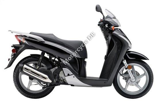 Honda SH150i 2010 5392