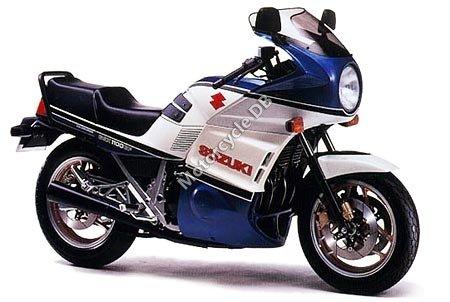 Suzuki GSX 1100 E 1985 17950