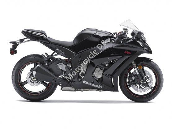 Kawasaki Ninja ZX-10R 2011 4817