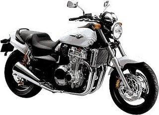 Honda X4 1997 6983