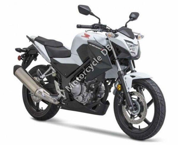 Honda CB300F 2018 24458