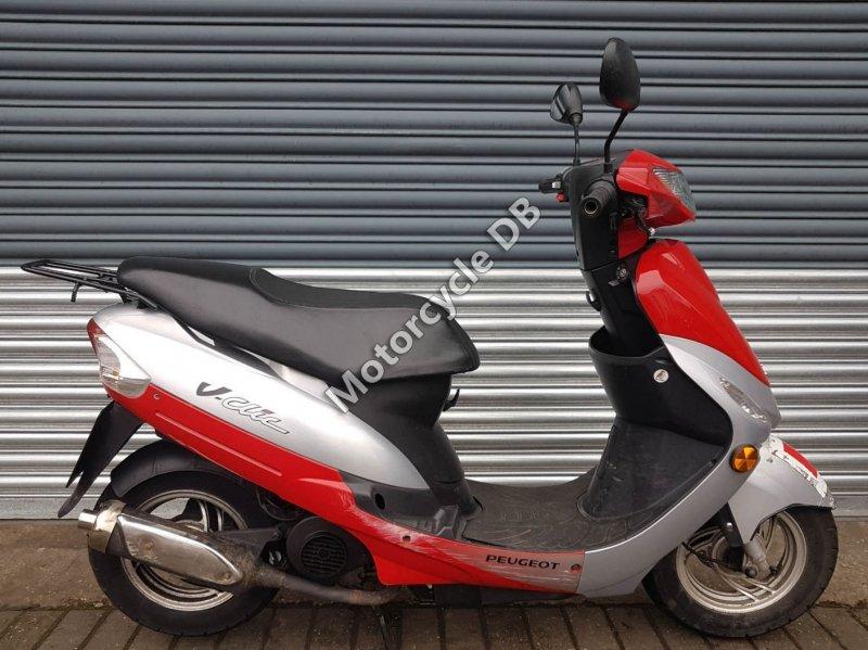 Peugeot V-Clic 50 2009 28628