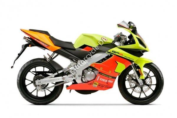 Derbi GPR 50 Racing Replica Di Meglio 2009 16439