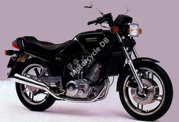 Yamaha XZ 550 1982 17565