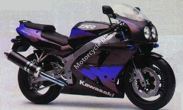 Kawasaki ZXR 750 1991 11422