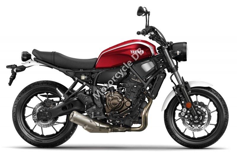 Yamaha XSR700 2017 26297