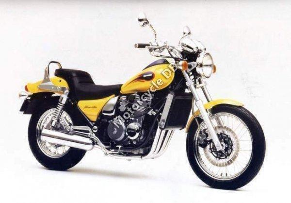 Kawasaki ZL 600 1988 20302