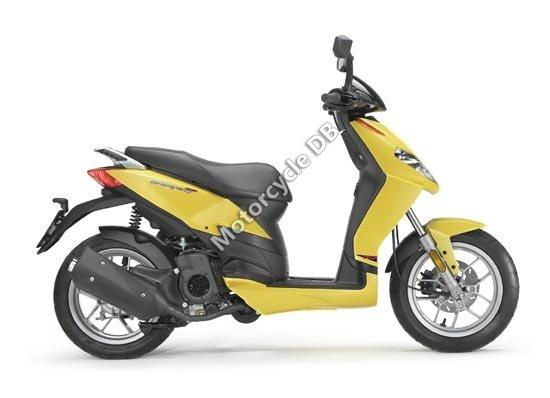 Aprilia SportCity One 50 2009 3322