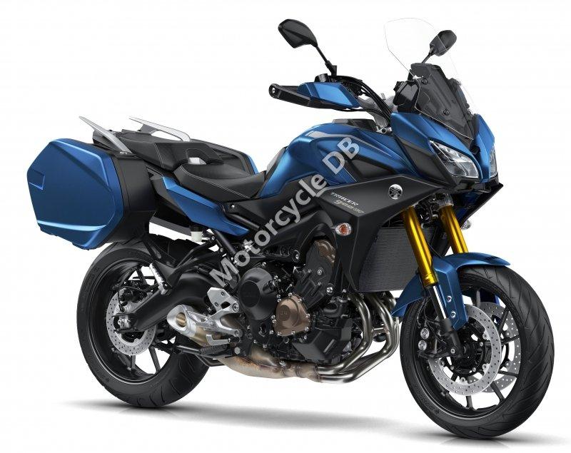 Yamaha Tracer 900 GT 2018 26158