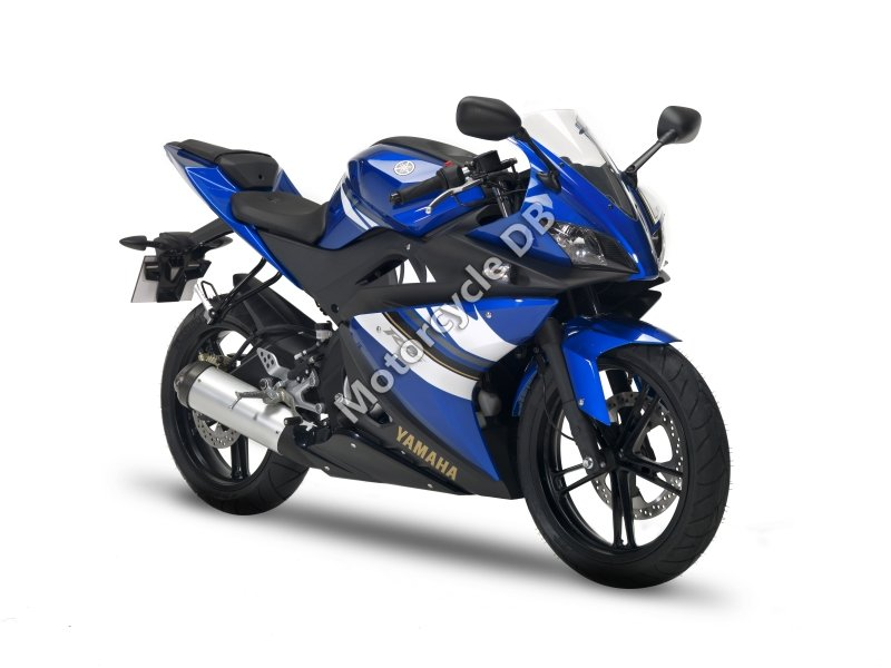Yamaha YZF-R125 2008 25539