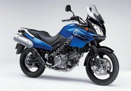 Suzuki V-Strom 650 2006 5179