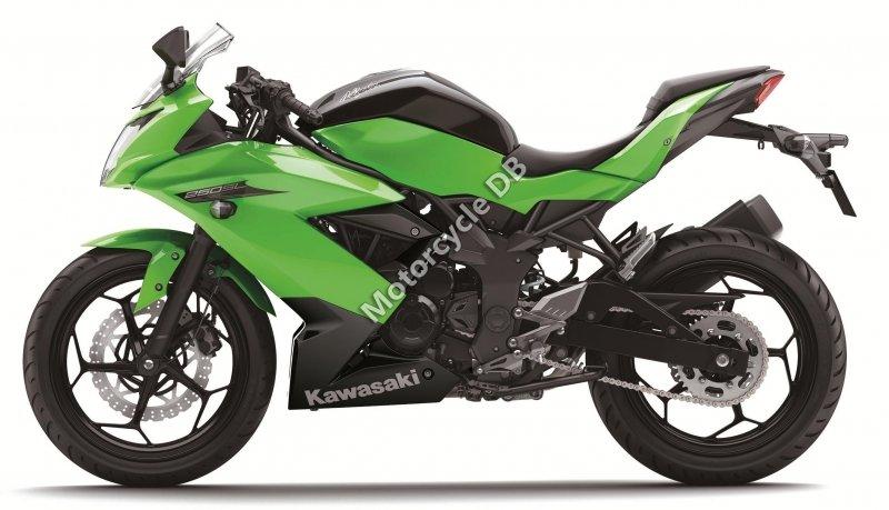 Kawasaki Ninja  250SL 2015 29005
