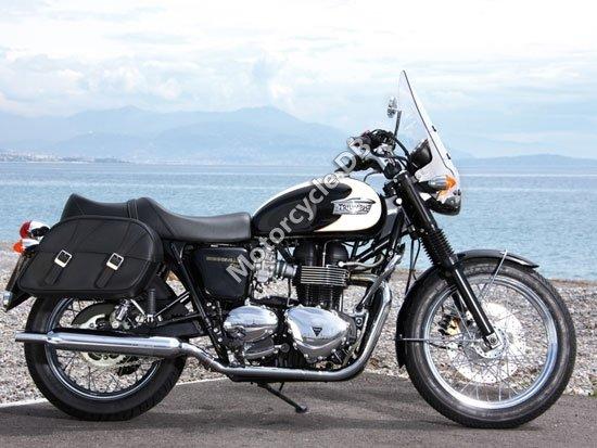 Triumph Bonneville T100 2010 5484