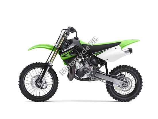 Kawasaki KX 85 2010 4292