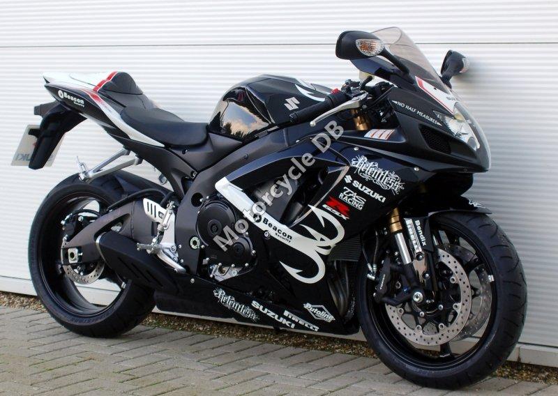 Suzuki GSX-R 600 2006 27658