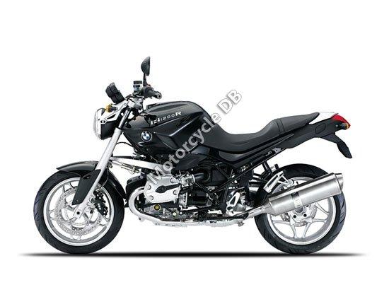 BMW R 1200 R 2009 3343