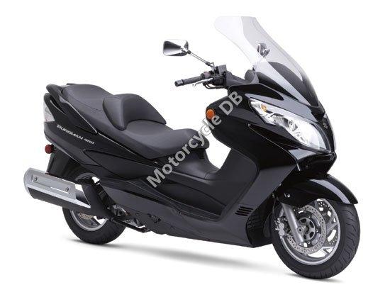 Suzuki Burgman 400 2008 2769