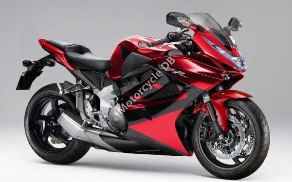 Honda VFR 800 Interceptor 2010 12683