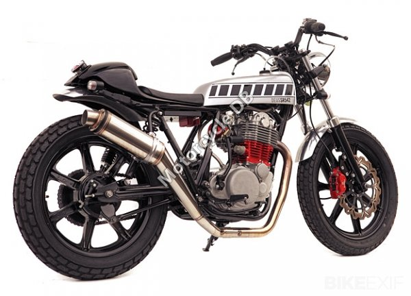 Yamaha SR 500 S 1989 20015