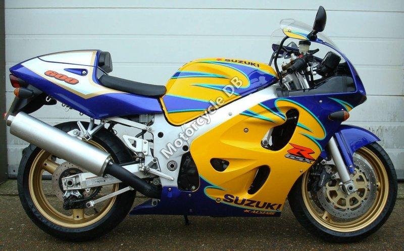 Suzuki GSX-R 600 1998 27668