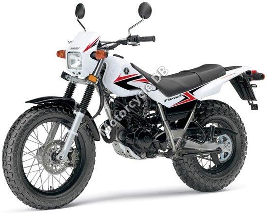 Yamaha TW200 2010 4512