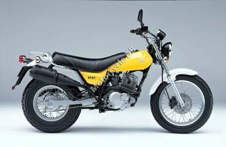 Suzuki VanVan 125 2006 5190