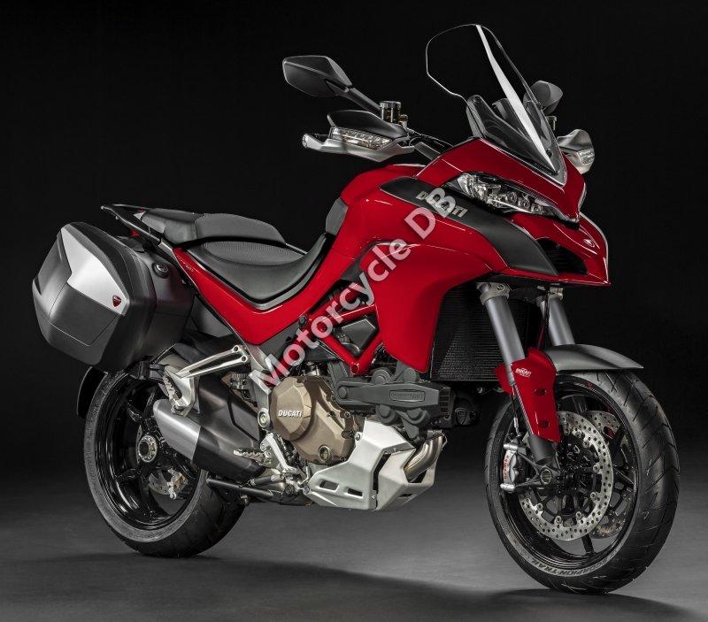 Ducati Multistrada 1200 S 2016 31526