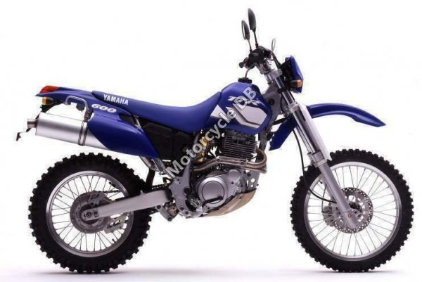 Yamaha TT 600 1990 6736