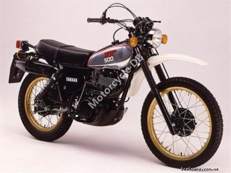 Yamaha XT 500 S 1989 13172