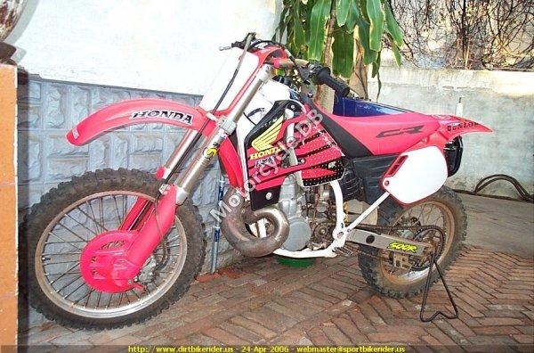 Honda CR 500 1999 14431