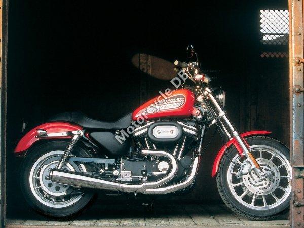 Harley-Davidson XL 883R Sportster 883R 2009 9371
