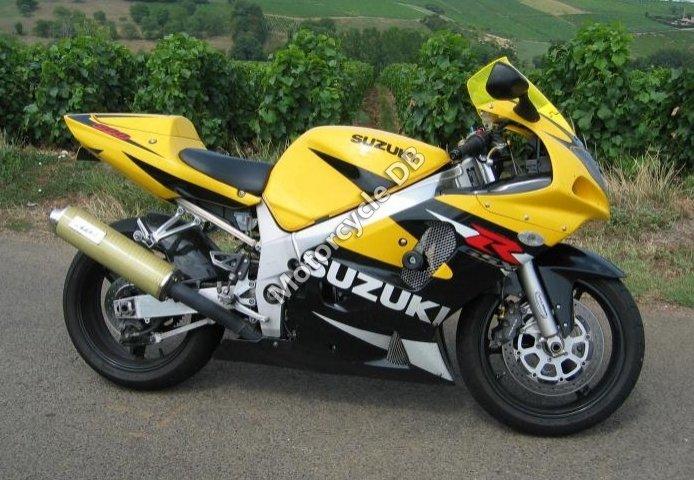 Suzuki GSX-R 600 2001 27663