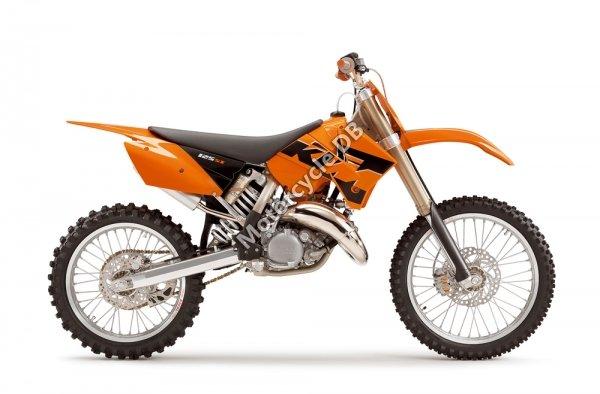 KTM 125 EXC 2005 15727
