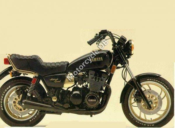 Yamaha XS 1100 1981 7133
