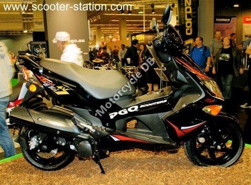 PGO Evo G-Max 125 2006 17183