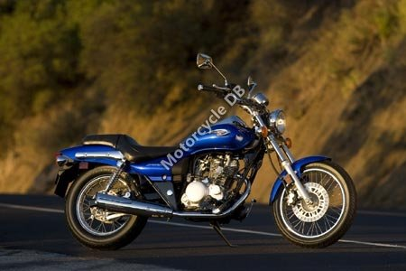 Kawasaki Eliminator 125 2006 5672
