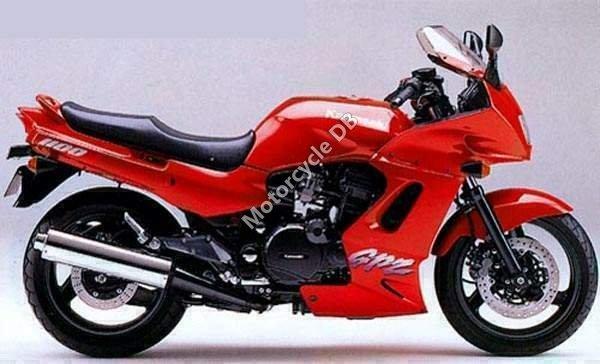 Kawasaki GPZ 1100 1988 14566